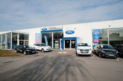 Concessionnaire FORD MAUBEUGE - MOTORCAR BY AUTOSPHERE