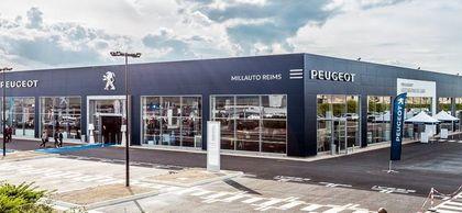 Garage Peugeot Reims Croix Blandin